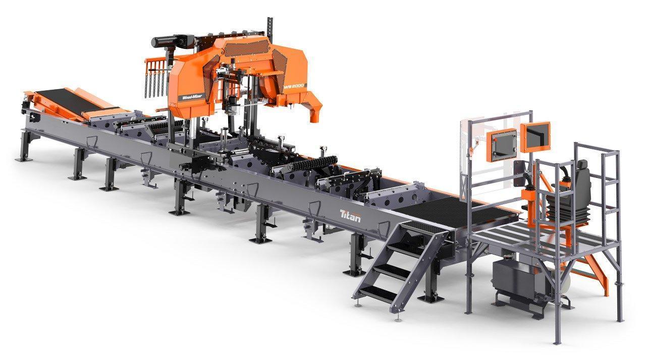 Maszyny doobróbki drewna